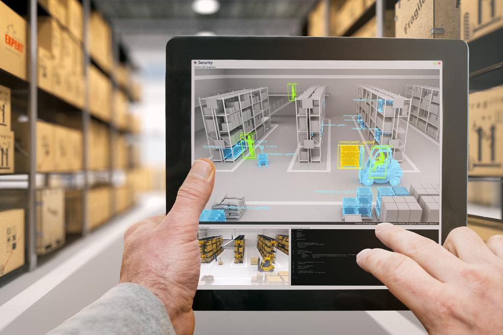 HSS - 3D warehouse 5G commerce - Tomorrow's Warehouse predictions