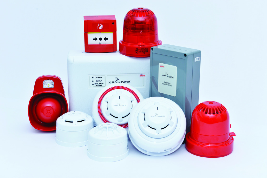 fsm  apollo sees continued demand for wireless fire detectors